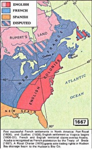 map of new france -3