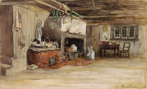 New_France_5_5_House-Interior-Horatio-Walker